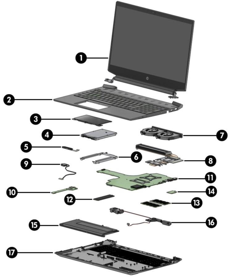 hp laptop computer repair syn-starpetersfield